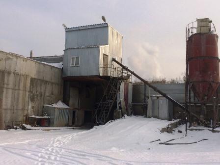 Производство бетона раствора