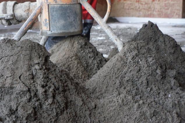 Цемент раствор
